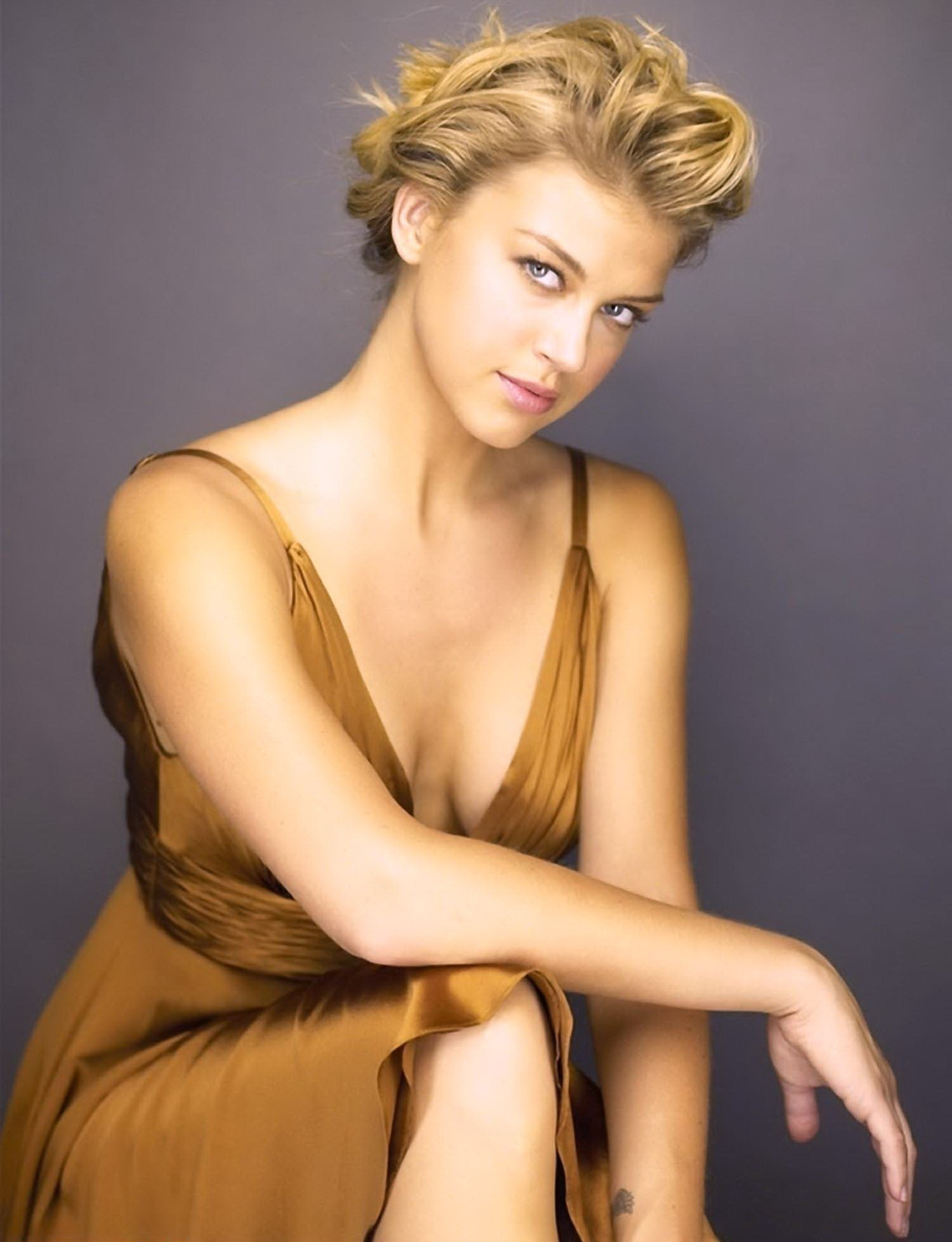 Really. adrianne palicki boob apologise