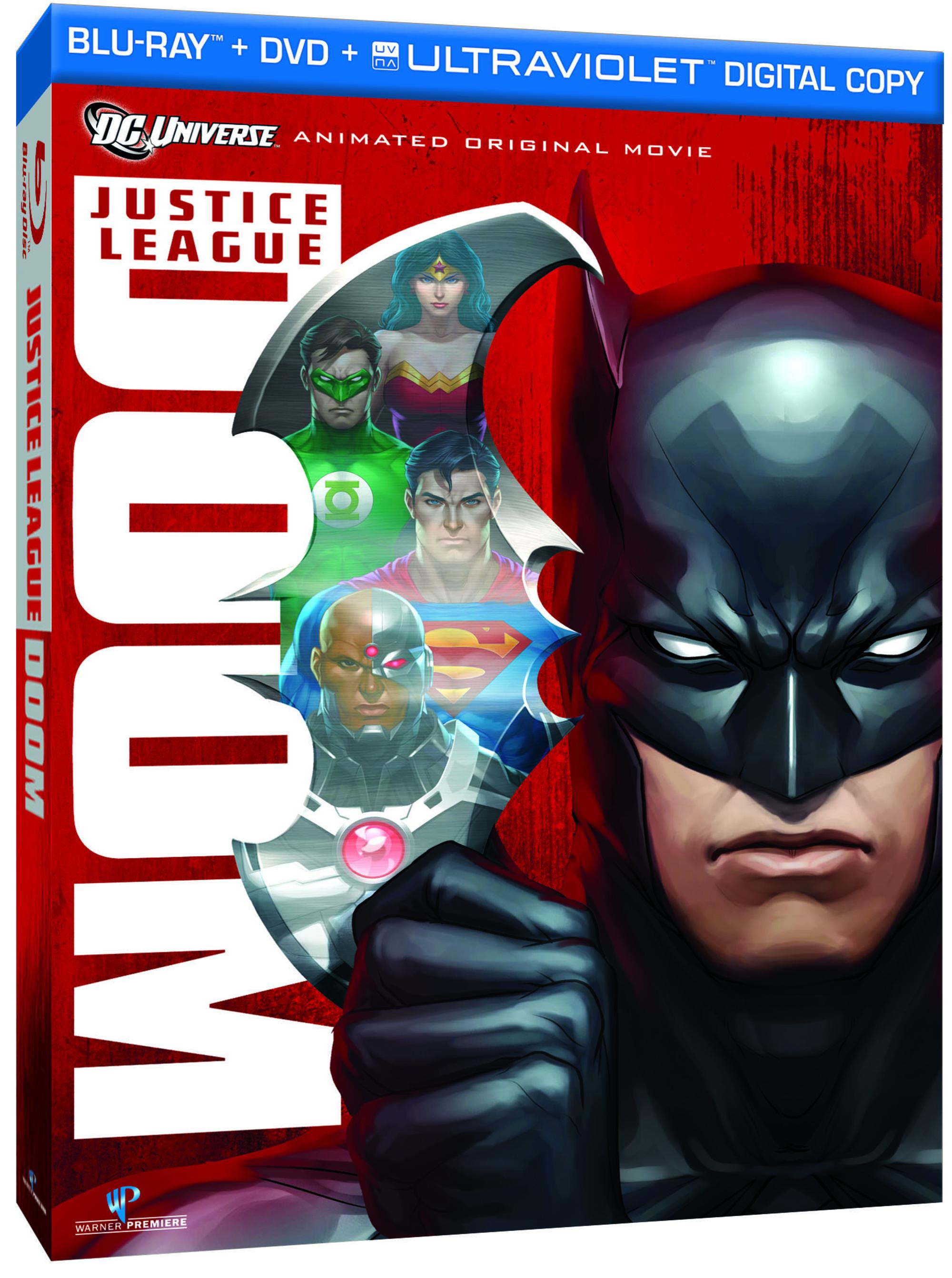 """Next up in the outstanding series from the DC Universe is """"Justice"""