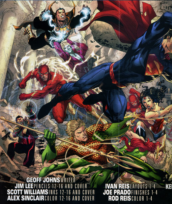 FREE COMIC BOOK DAY 2012: THE NEW 52!