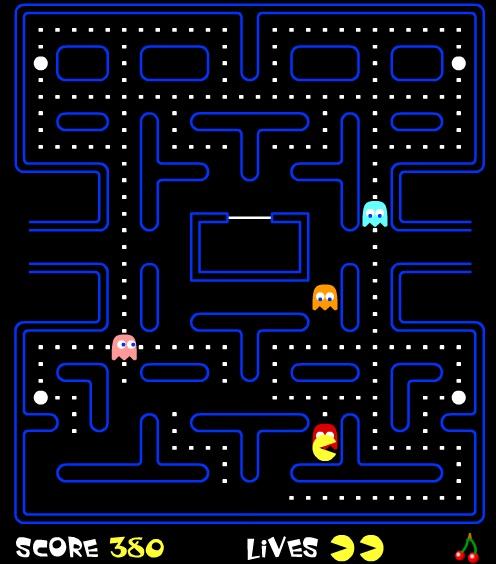 Pac Man 1980