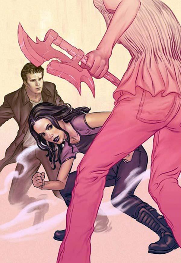Angel and Faith comics season 9 1-23 +25 near mint Buffy spin off
