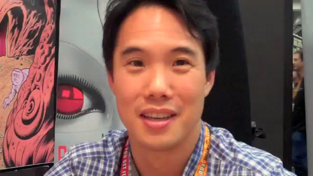 Interview: Charles Yu, author of How to Live Safely in a Science Fictional Universe