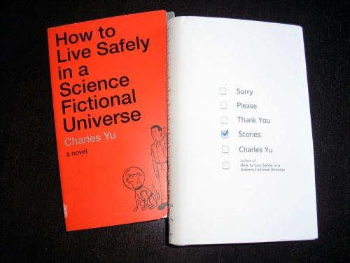 How to Live Safely in a Science Fictional Universe by Charles Yu – review