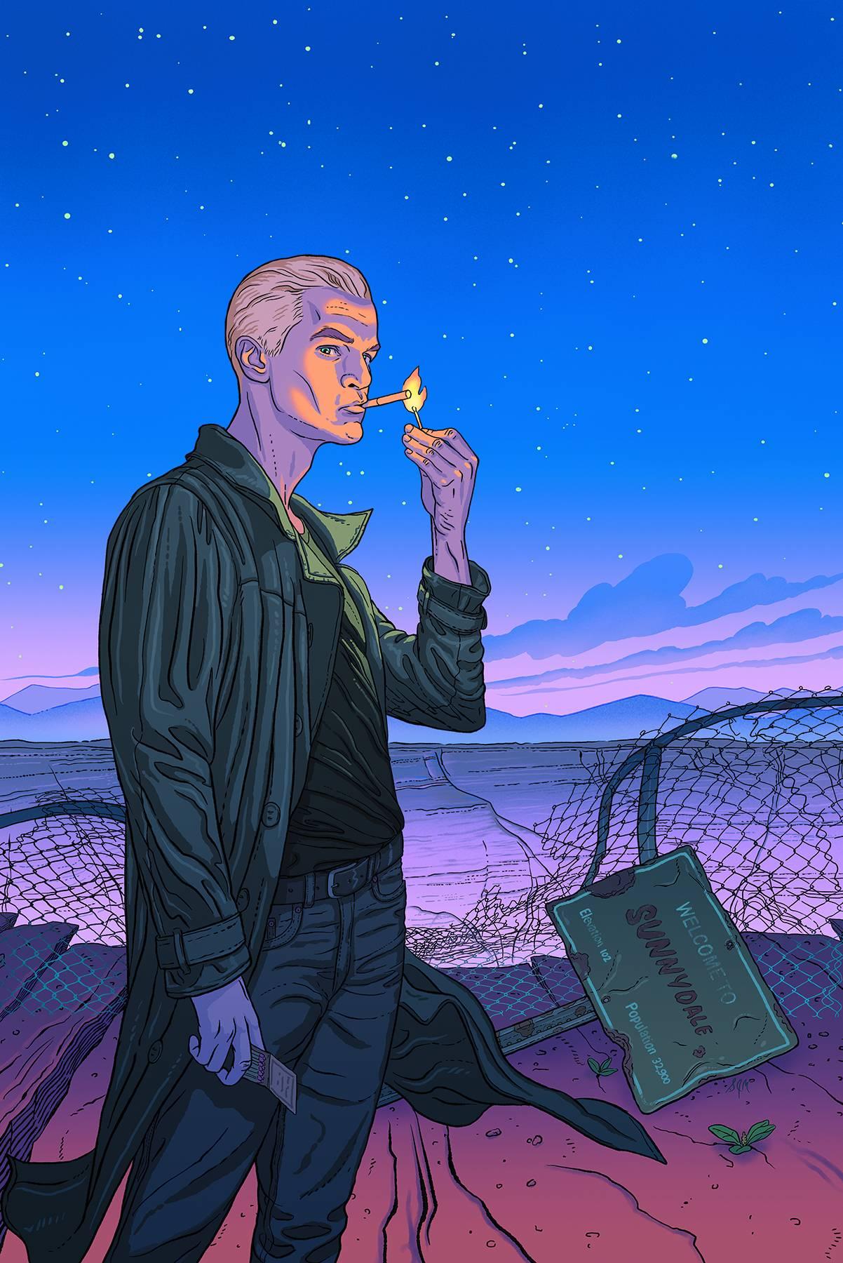 Spike (Character) - Comic Vine