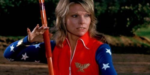 Cathy Lee Crosby Wonder Woman 1974