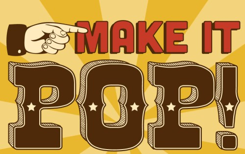 Make It Pop Killer Infographics 2012