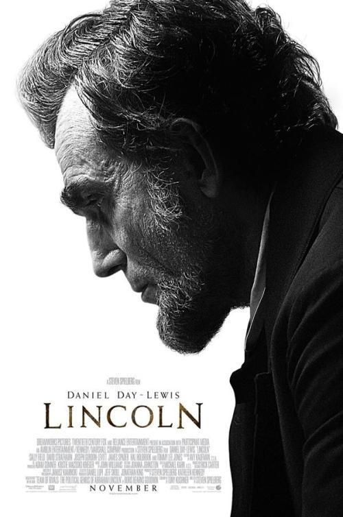 Lincoln Spielberg Day Lewis 2013