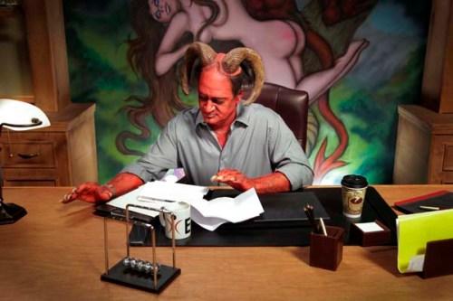Matt Servitto, as Satan