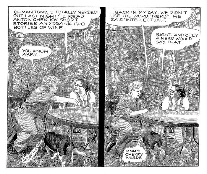 Karl Stevens Review 39Failure39 by Karl Stevens Comics Grinder
