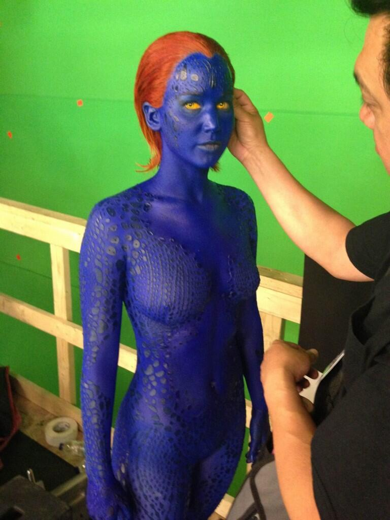 Jennifer Lawrence X-Men Days of Future Past