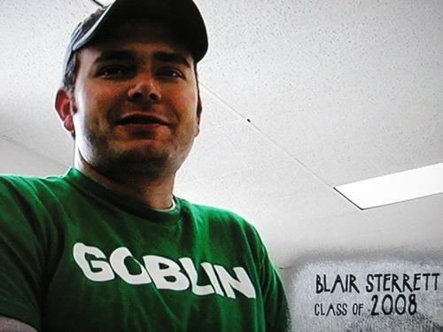 Blair Sterrett in CARTOON COLLEGE