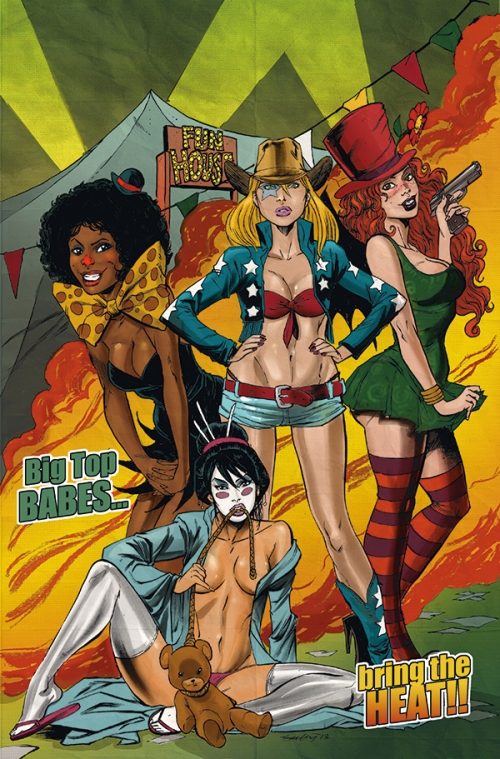 Clown-Fatale-Dark-Horse-Comics-2013