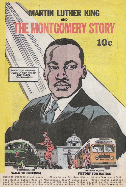 Martin Luther King and the Montgomery Story, published by F.O.R. in 1955
