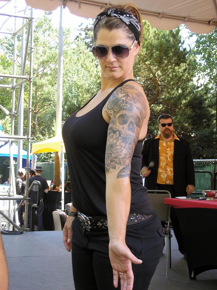 Memoir for Tattoo expo seattle