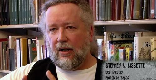 Stephen R. Bissette in CARTOON COLLEGE