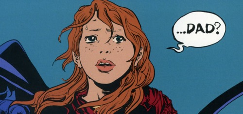 "Aurora West in Paul Pope's ""Battling Boy"""