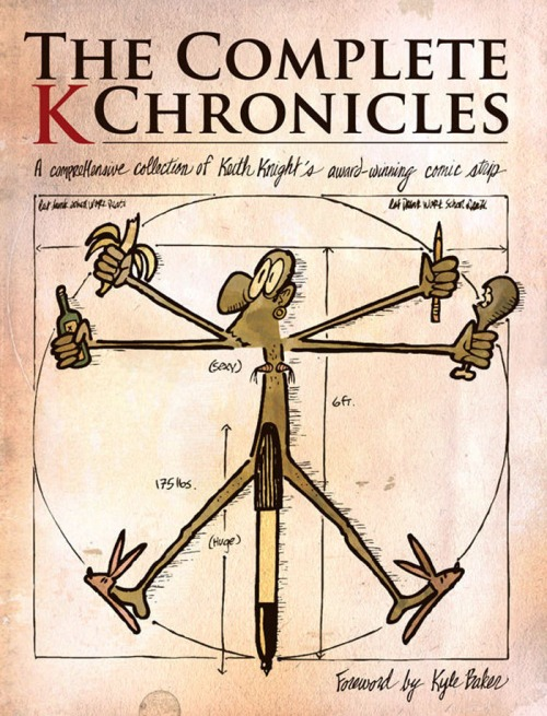 The-Complete-K-Chronicles-Keith-Knight-Dark-Horse-Comics