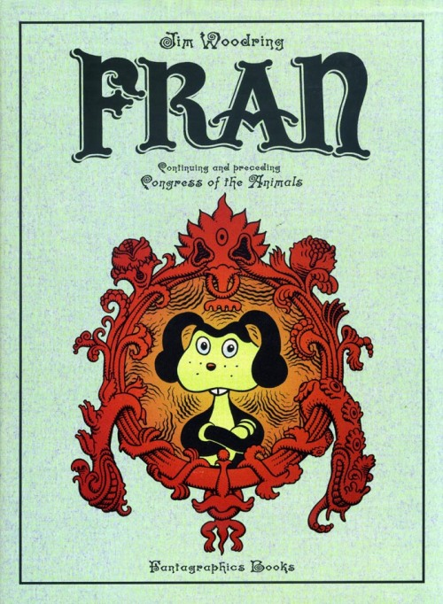 Fran-Jim-Woodring-Fantagraphics-Books