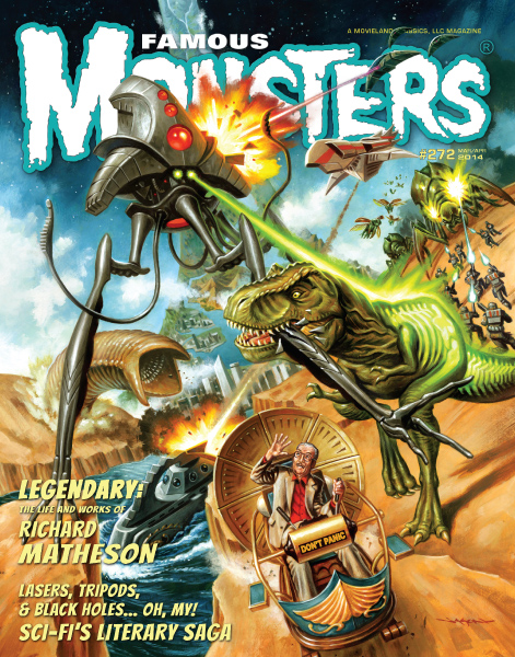 Famous Monsters of Filmland - #32 - Very Good Condition!!