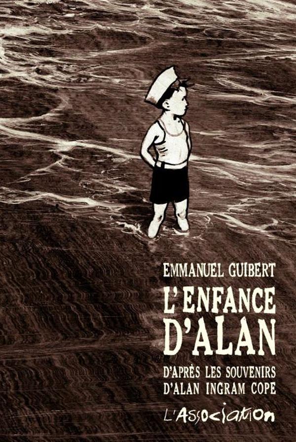 L-Enfance-D-Alan-Emmanuel-Guibert