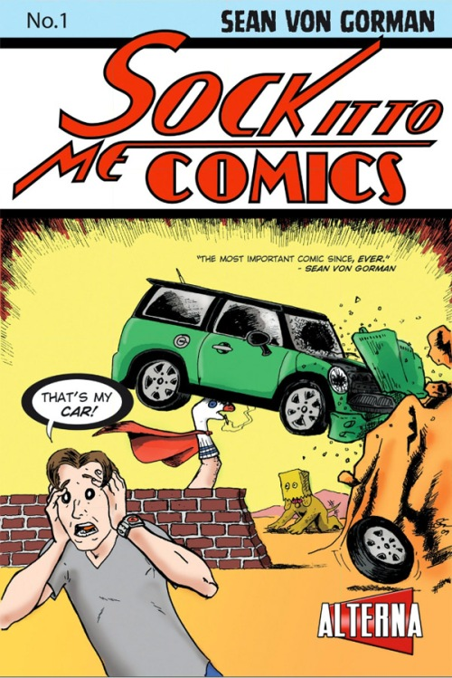 Sean-Von-Gorman-Sock-comics