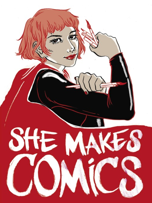 She-Makes-Comics-Sequart