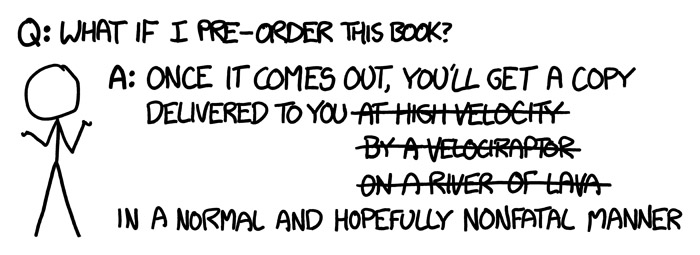 Xkcd What If Book