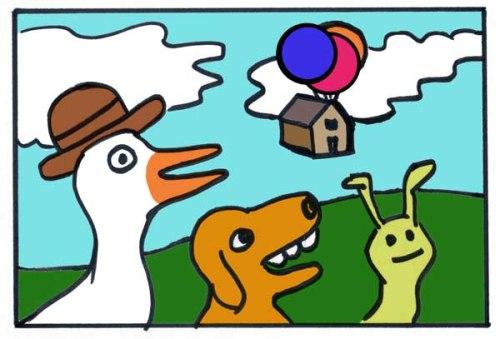 Ballard-Comics-Up-Edith-Macefield-Seattle