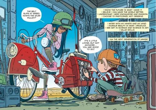 Howtoons-Image-Comics