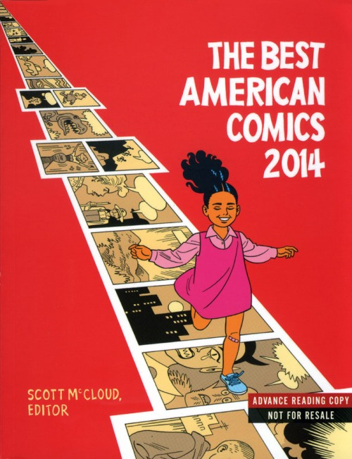 The-Best-American-Comics-2014