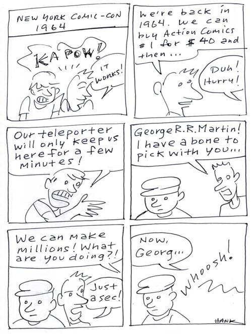 George-R-R-Martin-Comics-1964-2014