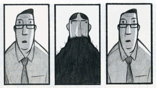 "From ""The Gigantic Beard That Was Evil"" by Stephen Collins"