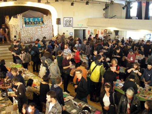 Short Run festival in 2014