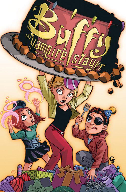 Buffy The Vampire Slayer Season 10 11 Review Comics Grinder