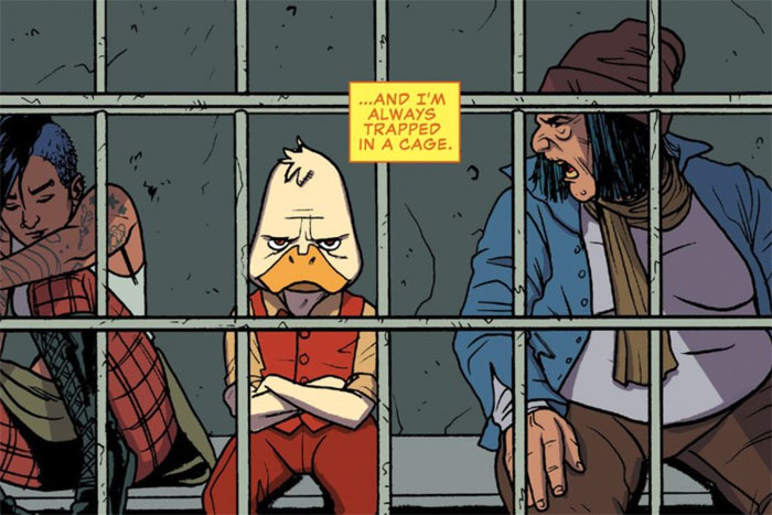 Review Howard The Duck 2015- 1  Comics Grinder-8924