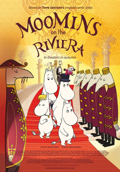 Moomins-on-the-Riviera