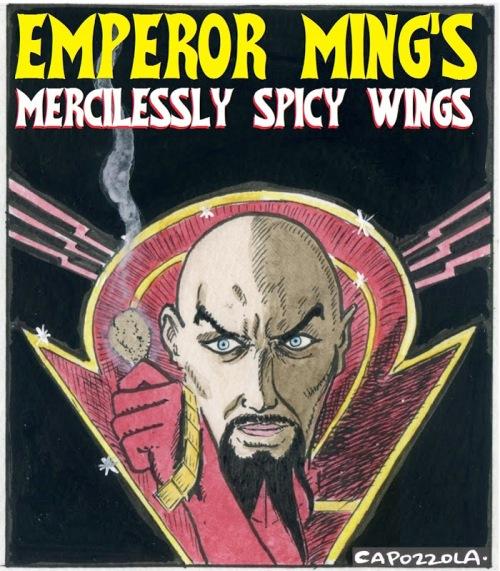 Emperor Ming-Mike-Capozzola