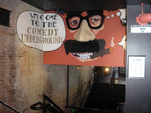 The Comedy Underground, Seattle