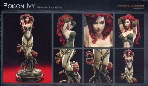 Poison Ivy, Premium Format Figure, Sideshow Collectibles