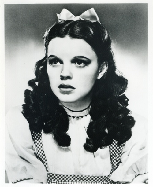 "Judy Garland, ""The Wizard of Oz,"" 1939"