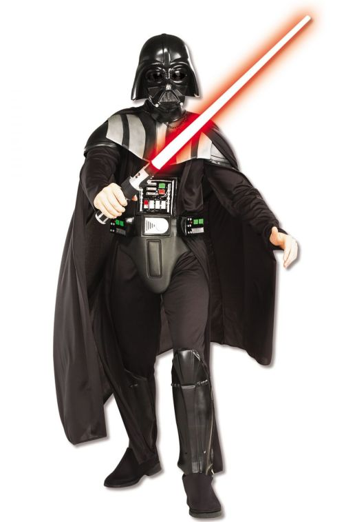 Deluxe Darth Vader Adult Costume available at PureCostumes.com