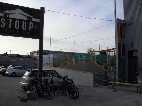 Stoup Brewing in the Ballard neighborhood of Seattle