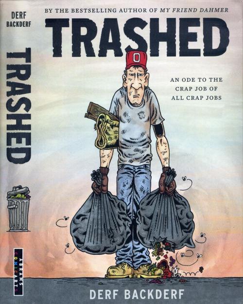 Abrams comicarts comics grinder derf backderf trashed fandeluxe Gallery