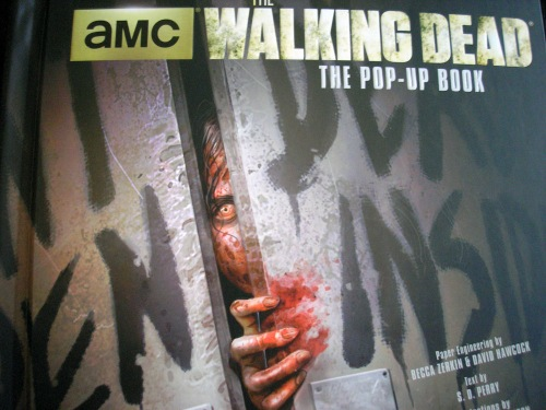 The zombie book of the season!
