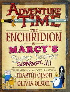 Adventure Time Marcys Scrapbook 2015