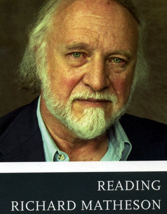richard matheson Richard matheson, who has died aged 87, was an american writer whose many  short stories, novels, screenplays and television scripts were.