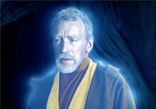 Lor San Tekka (Max von Sydow) in Star Wars: The Force Awakens