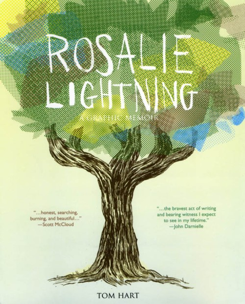 Rosalie Lightning Tom Hart