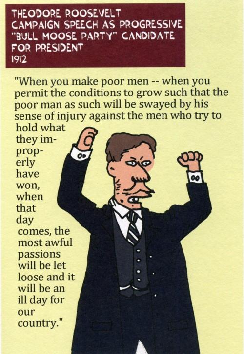 Sanders Teddy Roosevelt