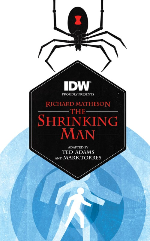 Ted Adams Richard Matheson